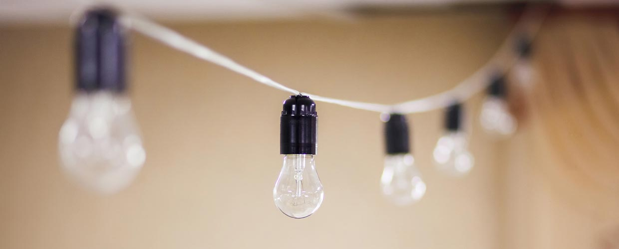Want to Know Why Your Light Bulbs Keep Burning Out So Fast